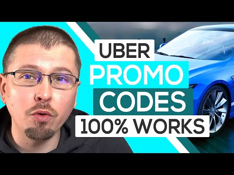 🤑 Uber Promo Code for A Discount on EVERY ride (Free Ride Coupon 2021) 💰