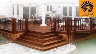 Creative Deck Design Ideas