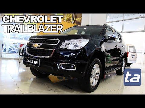 View Interior 2014 Chevrolet Trailblazer 2014 Video Review