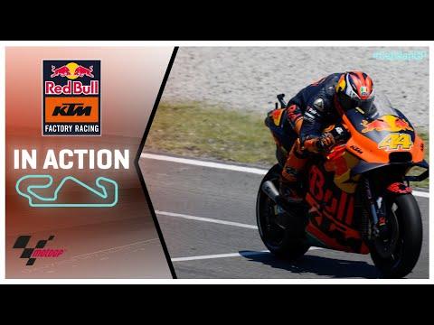 KTM in action: Gran Premi Monster Energy de Catalunya