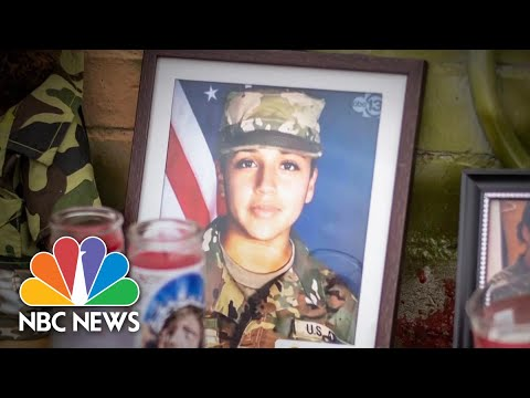 Army Orders Review Of Climate At Fort Hood After Death Of Vanessa Guillen | NBC Nightly News