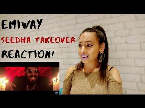 Emiway - Seedha Takeover (Prod. Flamboy) | Reaction