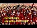 Liverpool Juara Liga Inggris 2019-2020, Penantian 30 Tahun Usai!