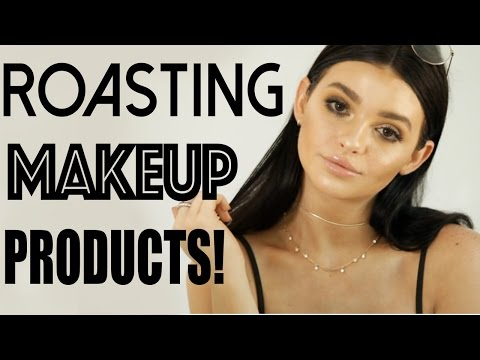 Roasting  Makeup Products | First Impressions Tutorial!