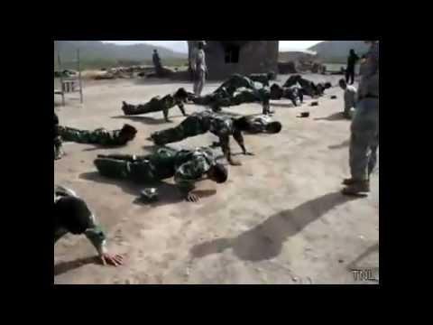 Армейские фейлы-2012 / видео