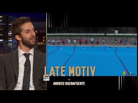 LATE MOTIV - La piscina de Orcera III.