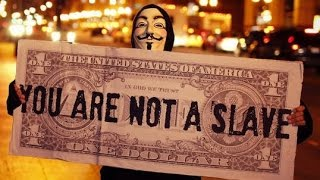 Modern Slavery - Fantasy of Freedom