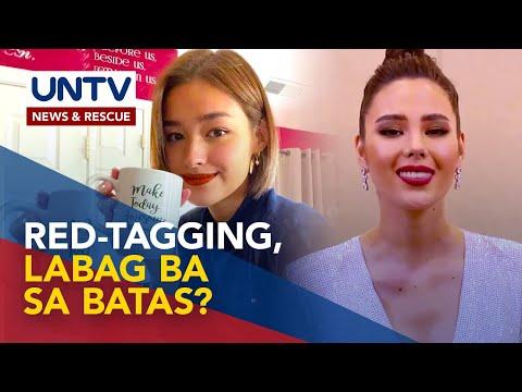 [UNTV]  ALAMIN: Red-tagging ayon sa Batas at ang Masamang Epekto nito sa Iniuugnay na Tao