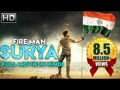 Fire Man SURYA (Neruppu Da) | Latest South Indian Full Hindi Dubbed Movie | New Released 2018 Movie