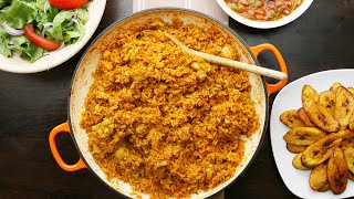 Chicken Jollof Rice