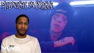 Lil Xan - Midnight In Prague   Reaction Video