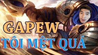 GaPew - Tôi Mệt Quá
