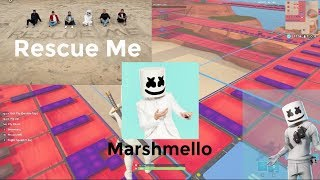Marshmello   Rescue Me Ft. A Day To Remember (Fortnite Music Blocks Remake)