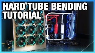 Hard Tube Bending Tutorial with Thermal Mike