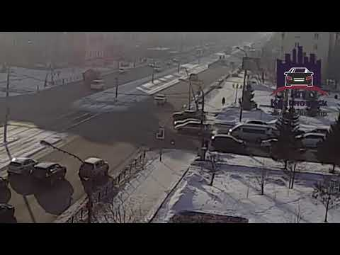 Красноярский рабочий - Сибирский переулок 13.02.2018
