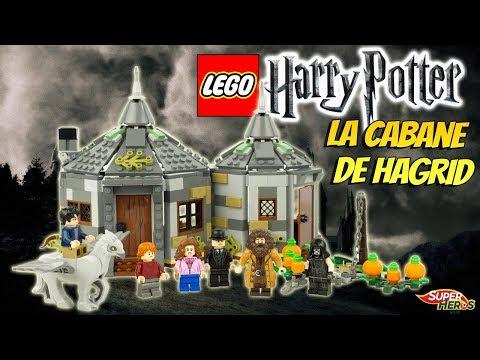 Vidéo LEGO Harry Potter 75947 : La cabane de Hagrid : le sauvetage de Buck