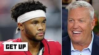 The Cardinals' boring offense is 'gonna get whipped Week 1' - Rex Ryan   Get Up