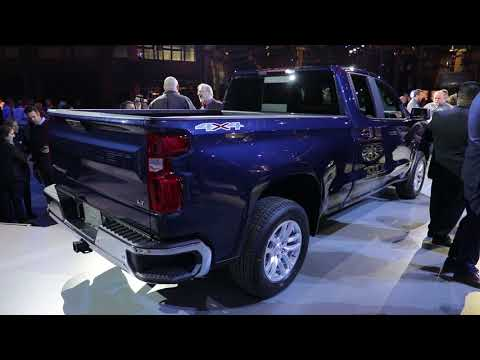 2019 Chevrolet Silverado video preview