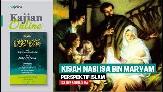Kisah Nabi Isa bin Maryam Diangkat ke Langit dan Akan Turun ke Bumi