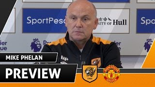 The Tigers V Manchester United  Preview With Mike Phelan