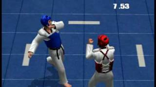 Taekwondo World Championship video