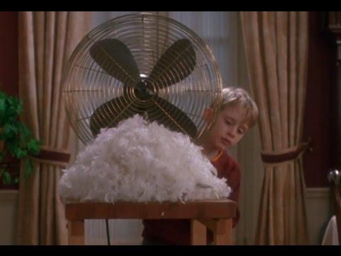 Home Alone (1990) - 'Setting the Trap' scene [1080]