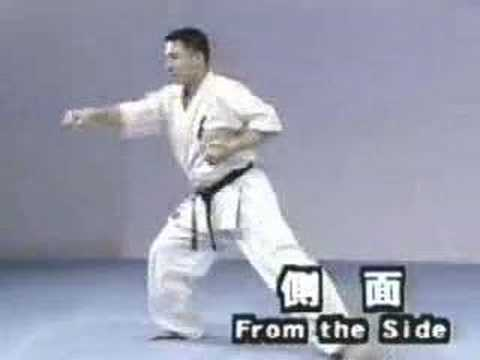 Pinan sono San Kyokushinkai kata