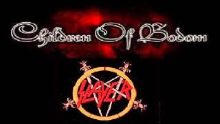 Children Of Bodom - Silent Scream (Slayer)