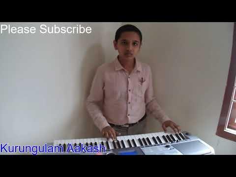Theri Songs | En Jeevan in keyboard | unnale en jeevan | Vijay, Samantha | Atlee | G.V.Prakash Kumar