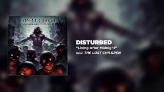 Disturbed - Living After Midnight [Official Audio]
