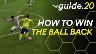 The TOP 5 Ways to REGAIN Ball Possession   FIFA 20 Defending Tutorial