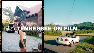 TRYING OUT MY NEW FAVORITE FILM CAMERA IN TENNESSEE