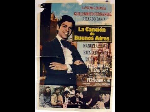 Cine Argentino - LA CANCIÓN DE BUENOS AIRES - 1980 - Guillermito Fernández, Ricardo Darín