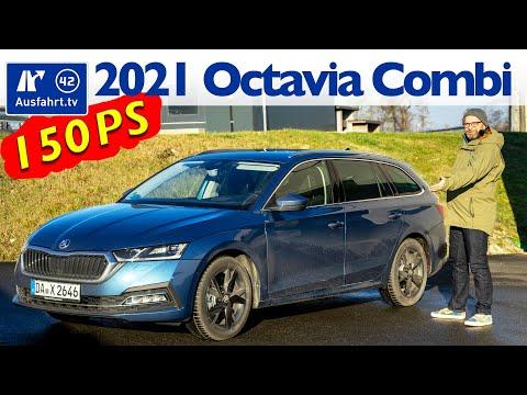 2020 Skoda Octavia Combi Style 1.5 TSI 150PS (NX) - Kaufberatung, Test deutsch, Review, Fahrbericht