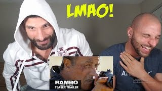 Rambo: Last Blood (2019 Movie) Teaser Trailer [REACTION]