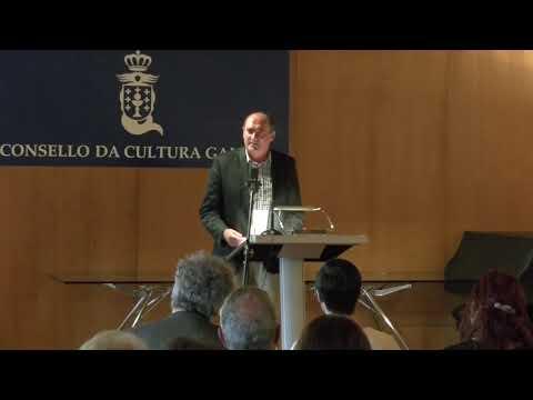 Presentacion de Gonzalo Hermo, Dores Tembrás e Manuel Rivas