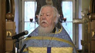 Протоиерей Димитрий Смирнов. Проповедь в день празднования Казанской иконы Божией Матери