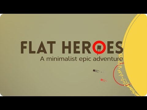 Flat Heroes - Release Date Trailer thumbnail