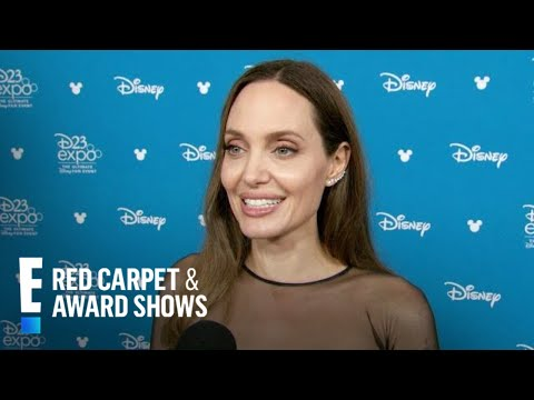 "Angelina Jolie Says Training for ""Eternals"" Made Her Feel Empowered 