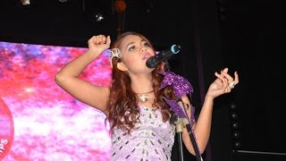 Angeline Marcellina, Indonesia - Karaoke World Championships 2015