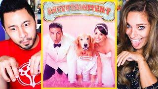 IT'S ENTERTAINMENT | Akshay Kumar | Tamannaah Bhatia | Trailer Reaction by Jaby Koay & Kristen!