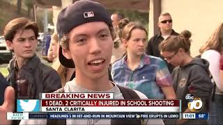 Deadly school shooting in Santa Clarita