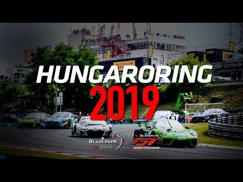 HUNGARORING 2019 - Blancpain GT World Challenge Europe Final