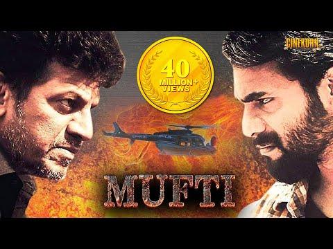 Mufti Kannada Dubbed Hindi Full Movie 2017 | ShivaRajkumar, SriiMurali |2018 Sandalwood Action Movie