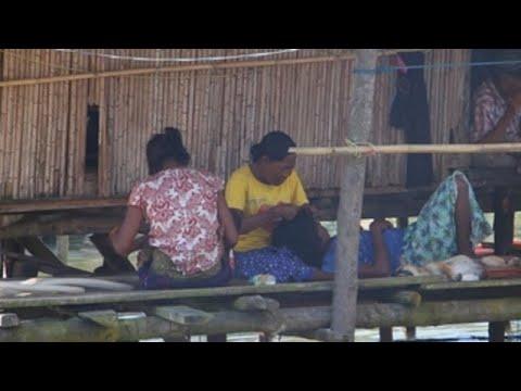 Los moken, los últimos nómadas de Birmania, amenazados por el desarrollo