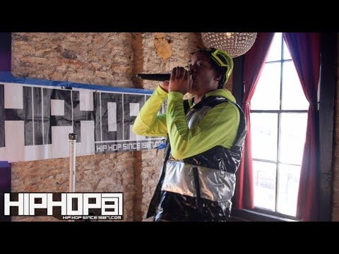 "SouthSide Shawn Performance at HipHopSince1987's ""Day Flow"""