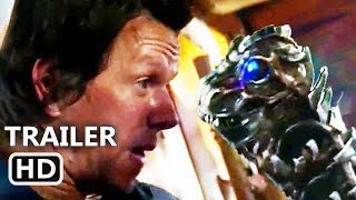 "TRANSFORMERS 5 ""Dinobot Babies"" TV Spot Trailer (2017) Blockbuster, Action Movie HD"