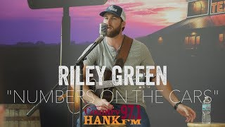 Riley Green   Numbers On The Cars (Acoustic)