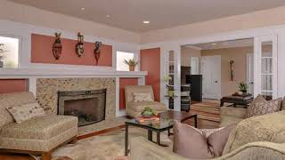 Craftsman Style Home Interior Paint Colors