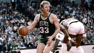 Larry Bird - The Greatest Ever